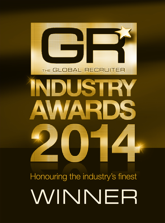 Global Recruiter Awards Best Specialist Business