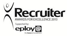 Recruiter Awards for Excellence 2014